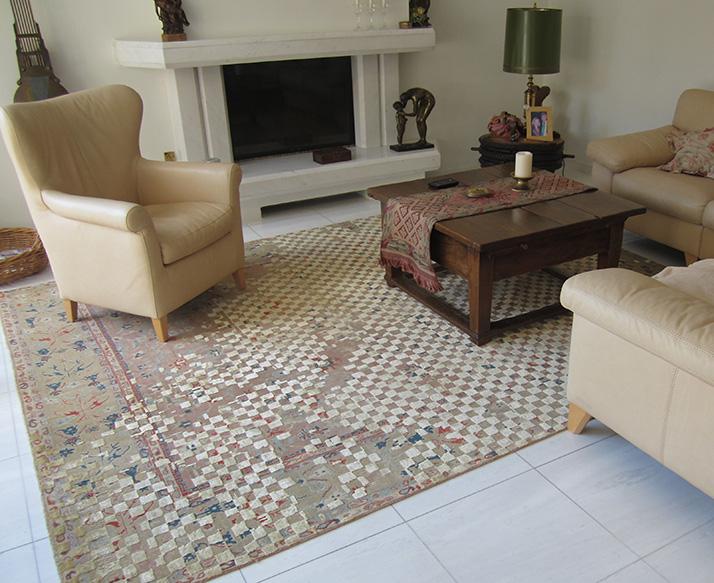 Klassische und orientalische Teppiche von Bagherpur
